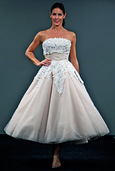 Summer 2010 Wedding Dress Trends Short Dresses. 9