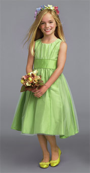 Flower Girl Dresses, Styles and Ideas 5