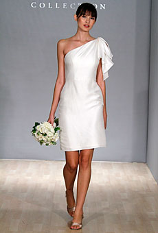 Summer 2010 Wedding Dress Trends Short Dresses.4