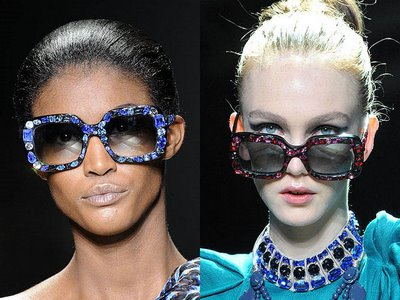 Sunglass Trends for Summer 2010 2