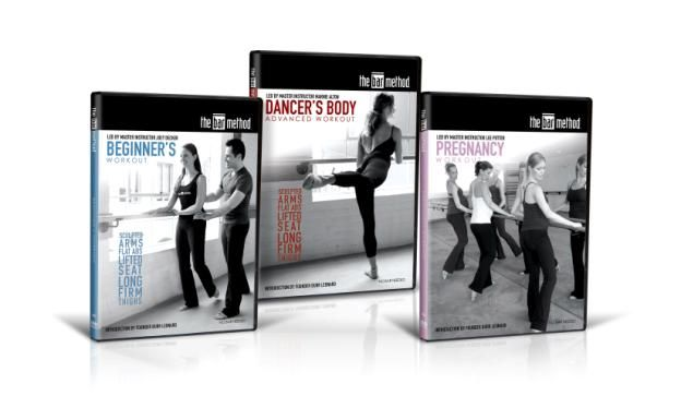 The Bar Method - Raising the Bar Introduces Three New DVDS