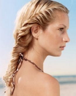 Hair Trend Watch Fishtail Braid