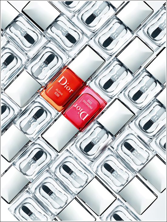 Dior Summer 2011 Electric Tropics Collection