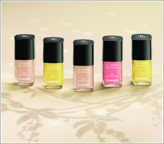 Chanel Les Fleurs d'Ete de Chanel Summer 2011 Collection  3