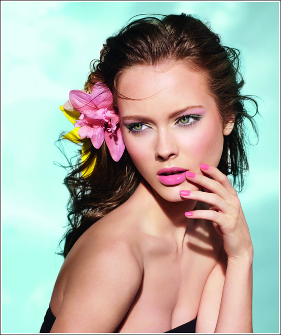 Chanel Les Fleurs d'Ete de Chanel Summer 2011 Collection