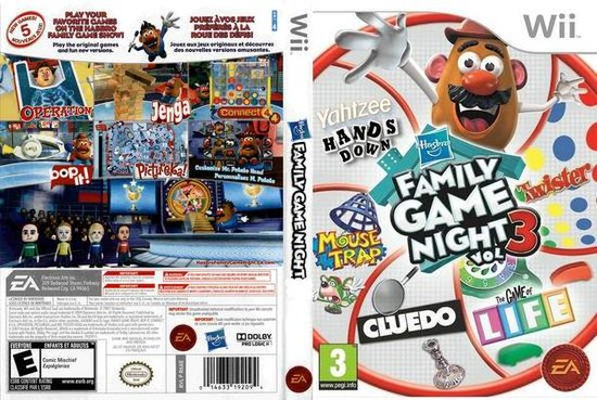 Hasbro Family Game Night 3 Review