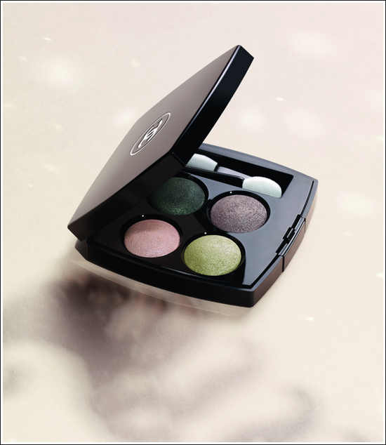 Chanel Les Fleurs d'Ete de Chanel Summer 2011 Collection  5