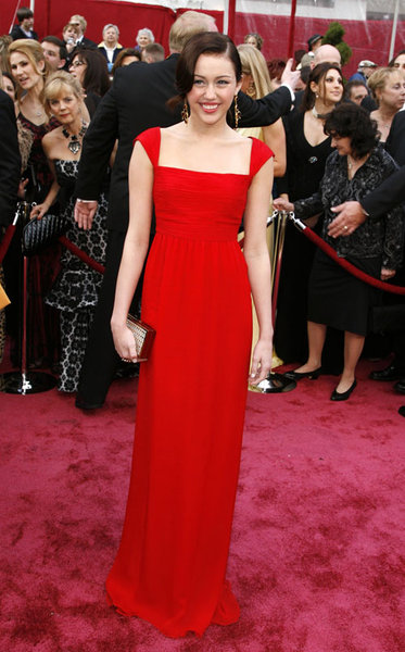 Do You Like Miley Cryus Dress to The Oscars?