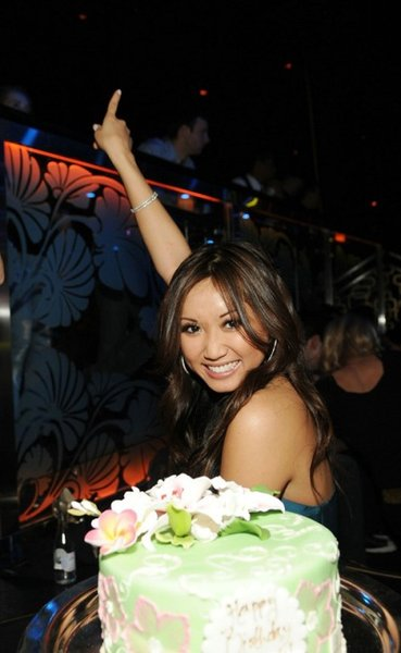 Brenda Song Turns 21 Birthday Party Pics